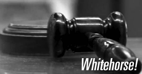 whitehorse gavel