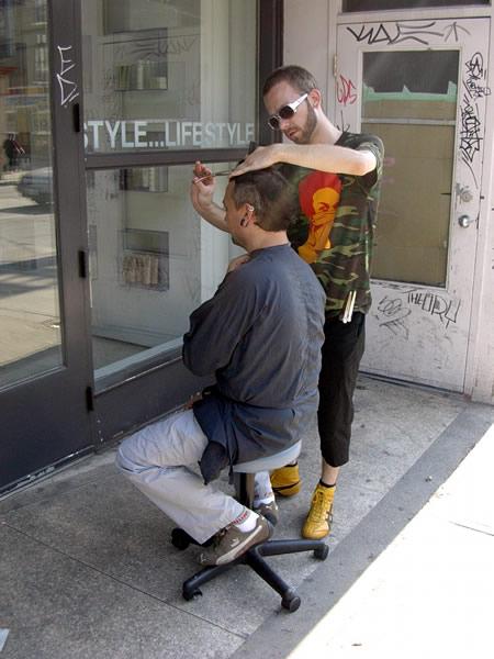 01 - haircut