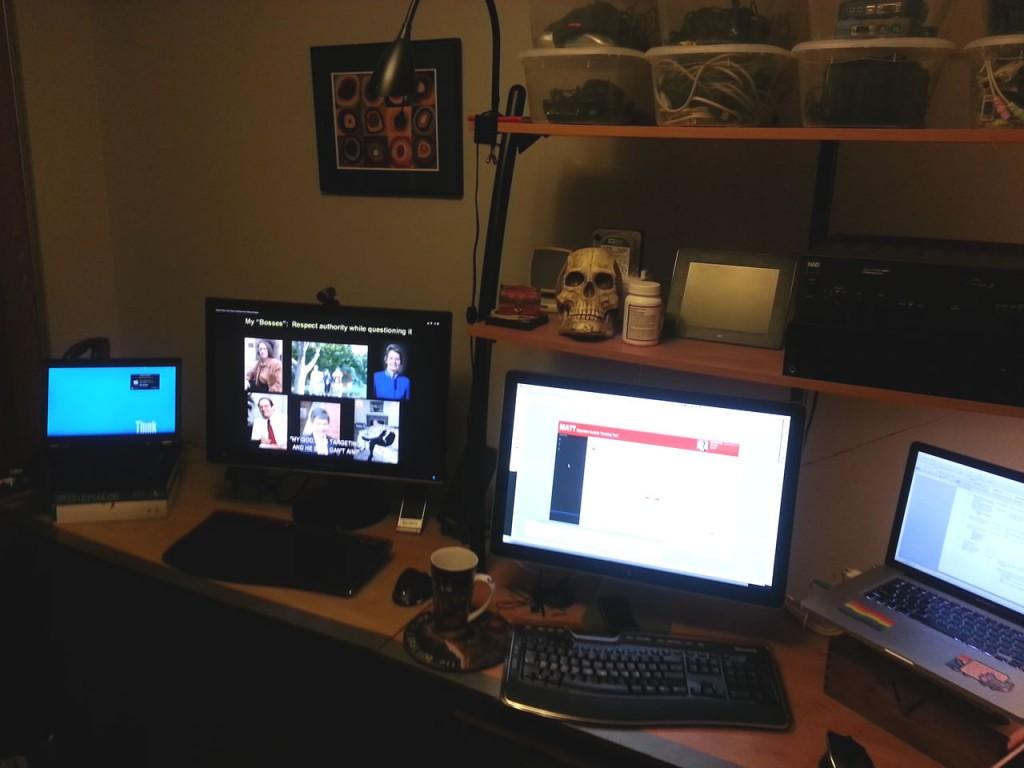 joey devilla home office