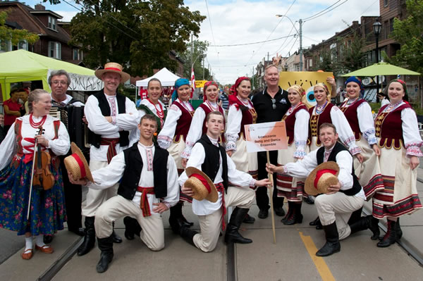 Ukrainian And Polish Festivals In Toronto This Weekend