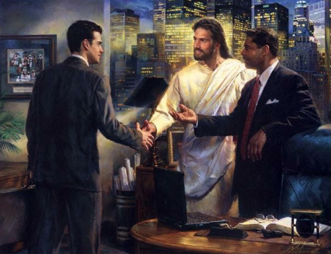 business jesus