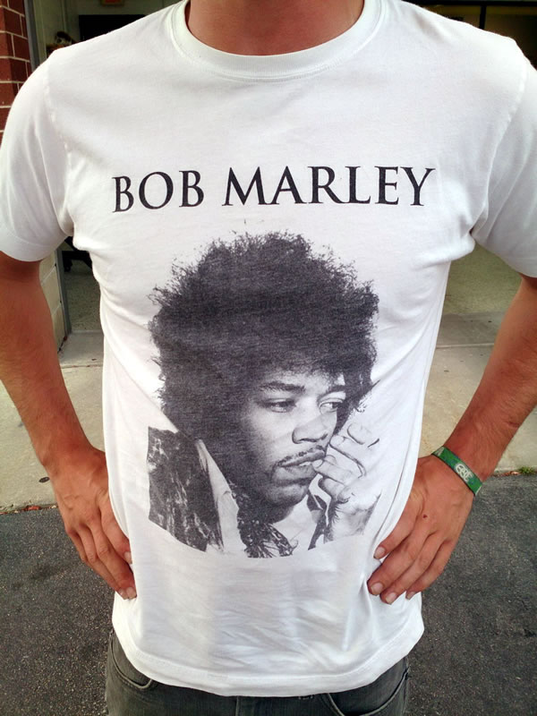 not bob marley
