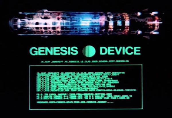 genesis device