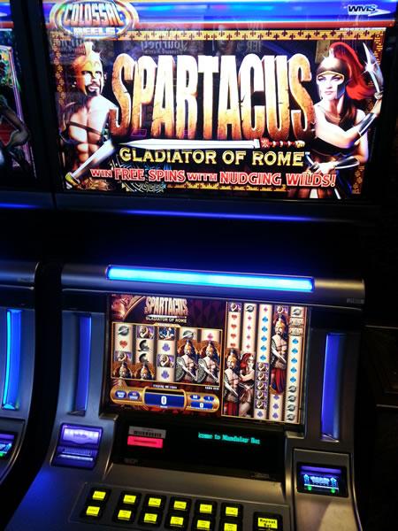 Spartacus Video Slots