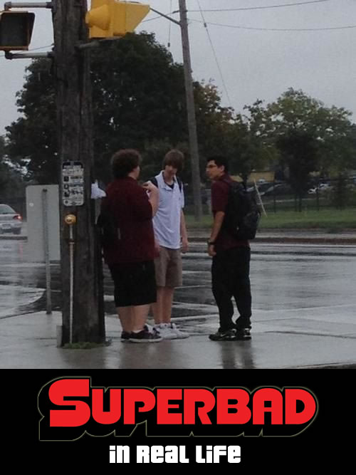 superbad in real life