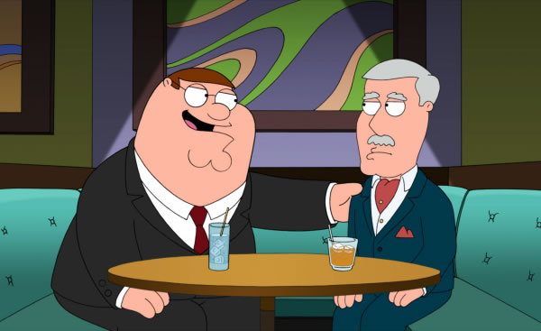 peter griffin and carter pewterschmidt