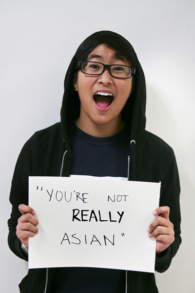 youre not really asian