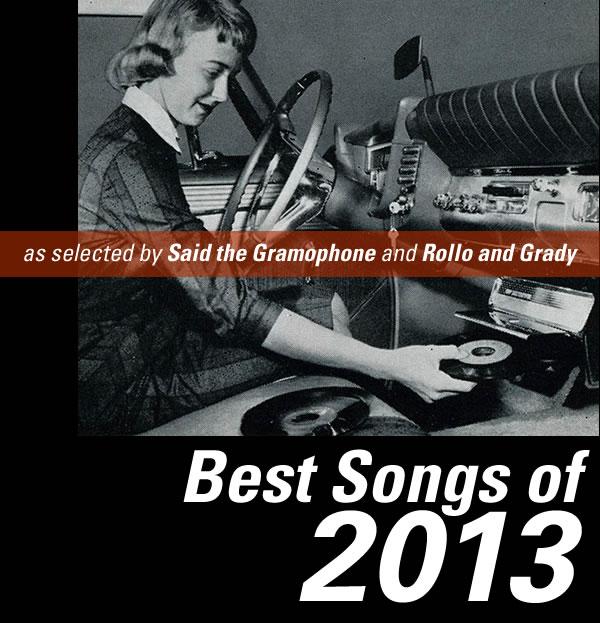 best songs of 2013