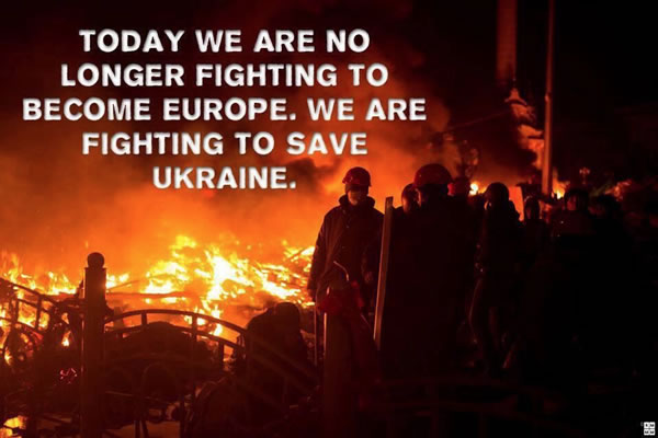 fighting to save ukraine