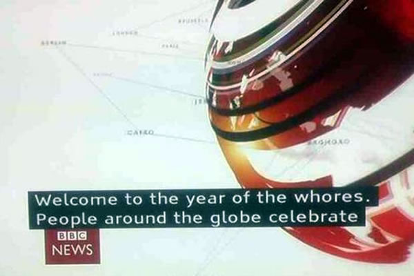 year of the whores