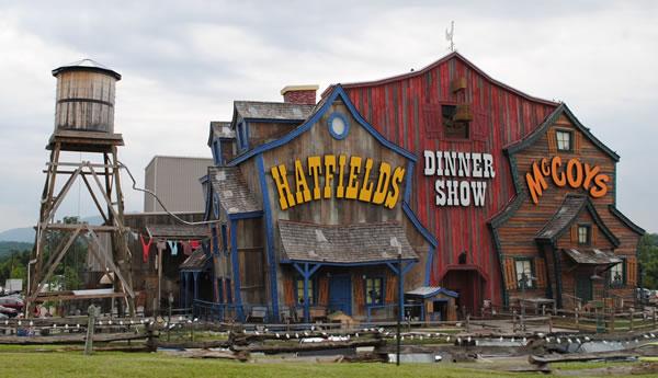 hatfields mccoys dinner show