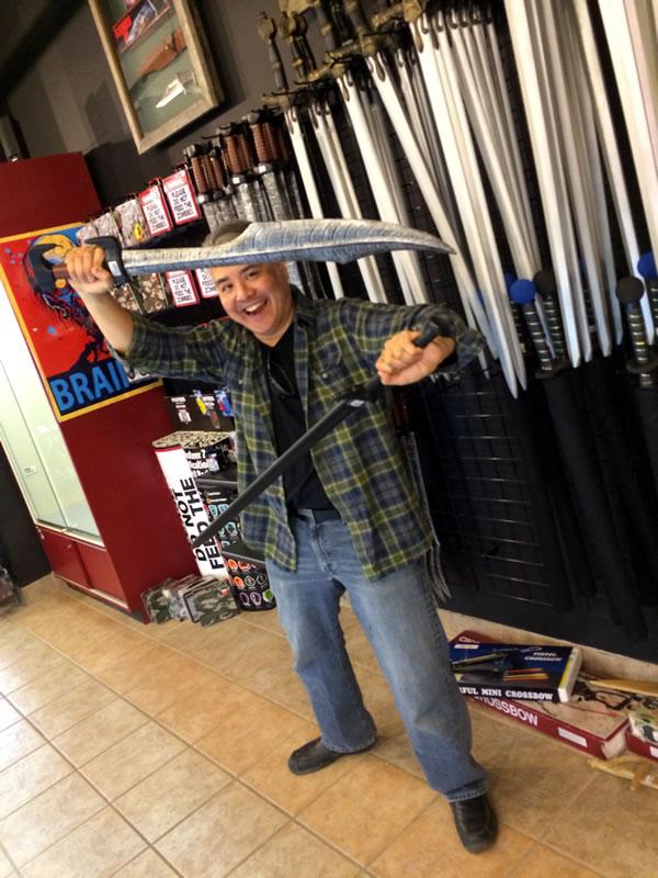 joey swords