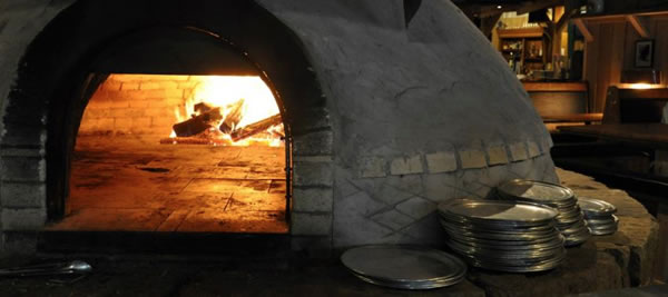 mountain state brewing company pizza oven