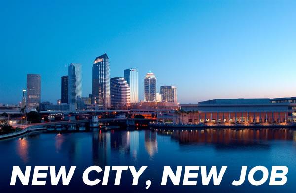 new city new job