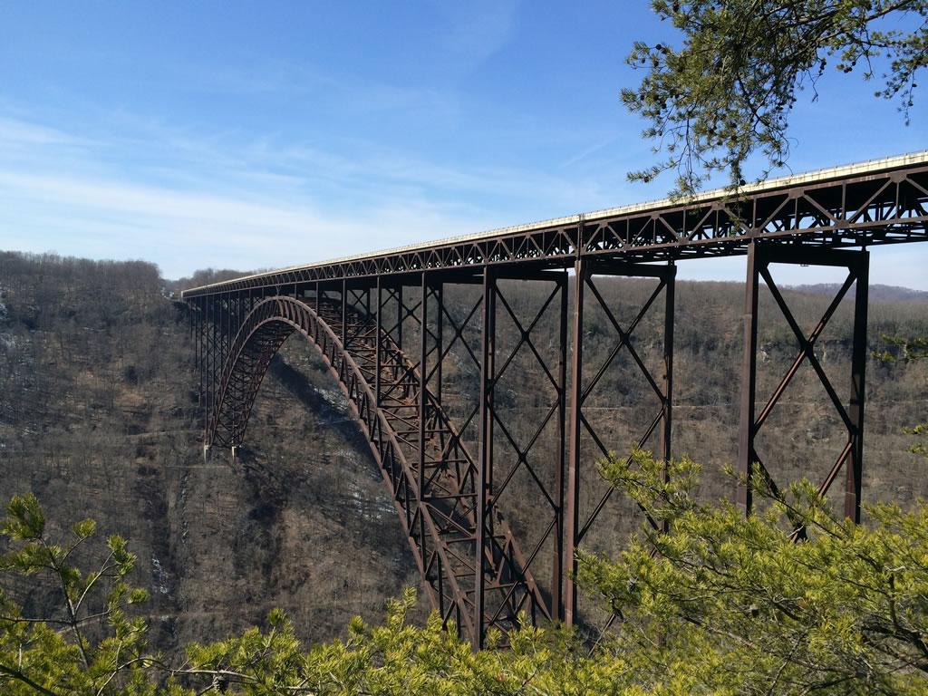 new river gorge bridge 1