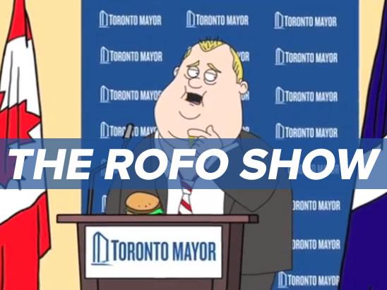 the rofo show