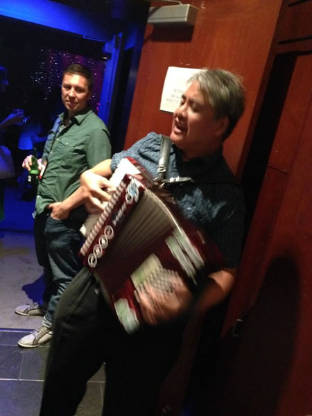 accordion at giant