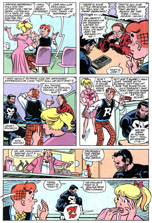 archie meets the punisher 09