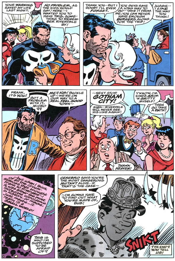 archie meets the punisher 12