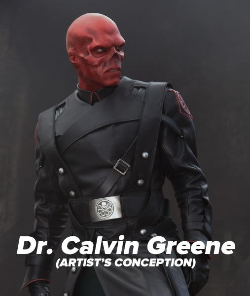 dr. clavin greene
