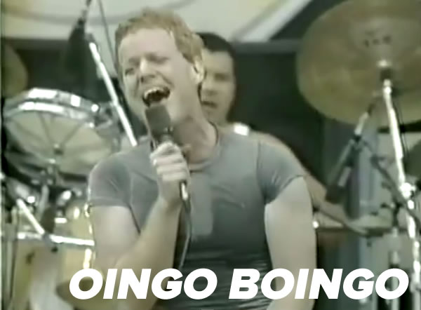 Oingo Boingo at the 1983 US Festival