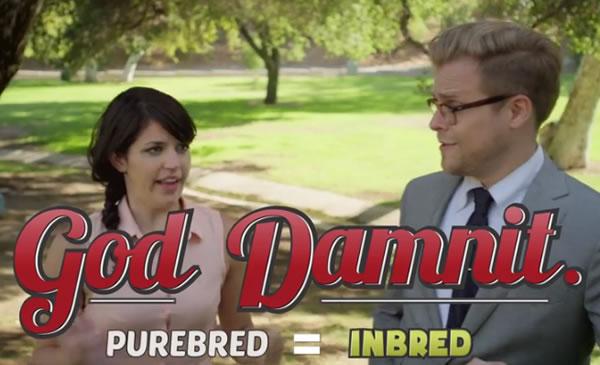 purebred - inbred