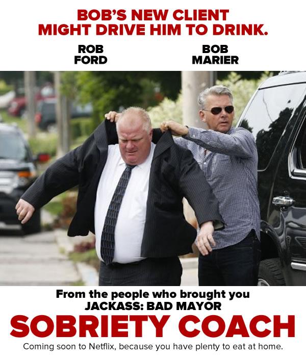 sobriety coach poster