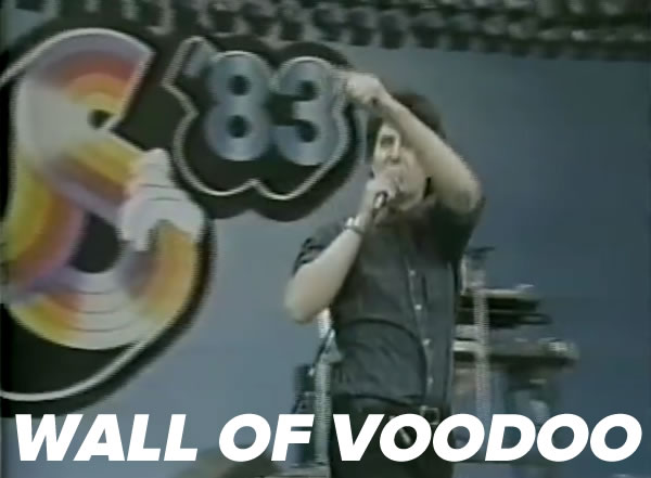 Wall of Voodoo at the 1983 US Festival