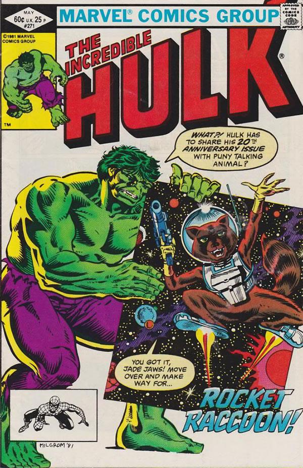 incredible hulk 271