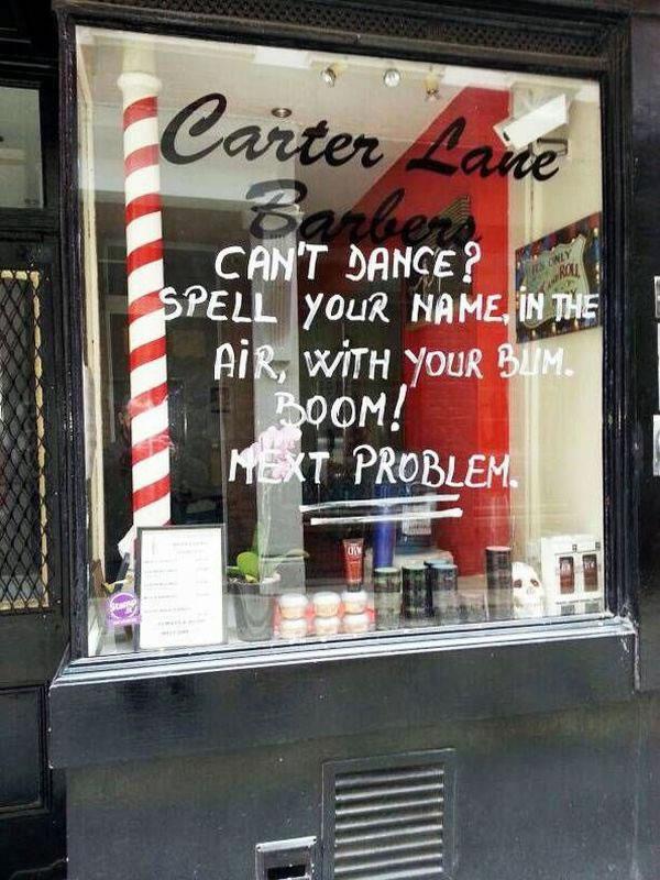 quick dance tip
