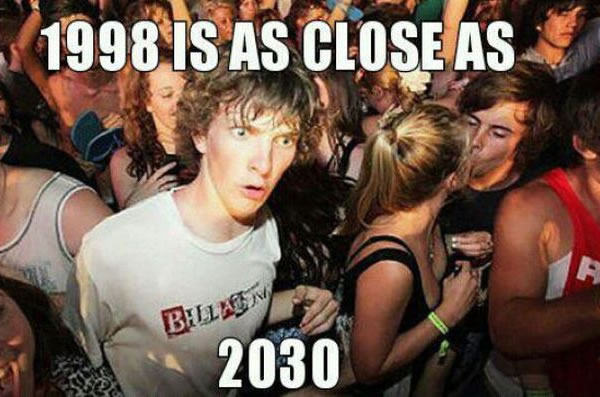 1998 is as close as 2030