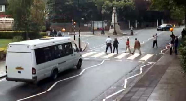 abbey road crosswalk