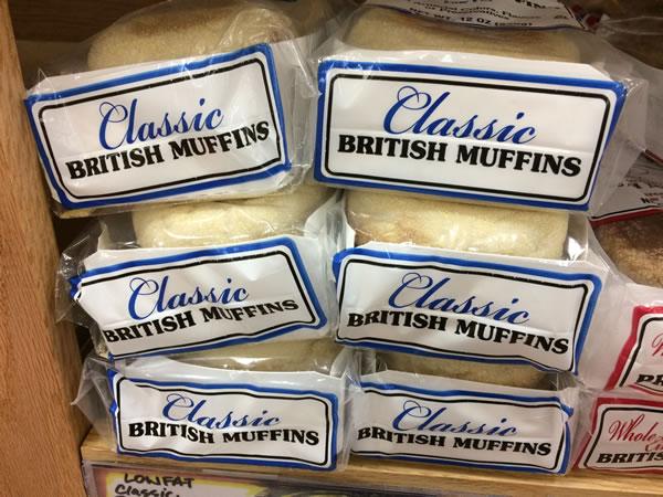 british muffins