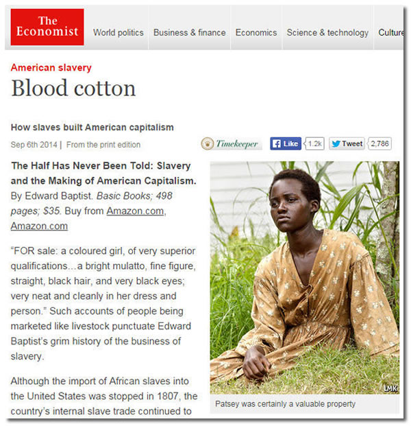 economist book review screen capture