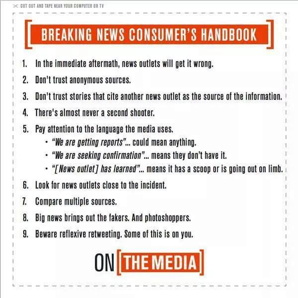breaking news handbook