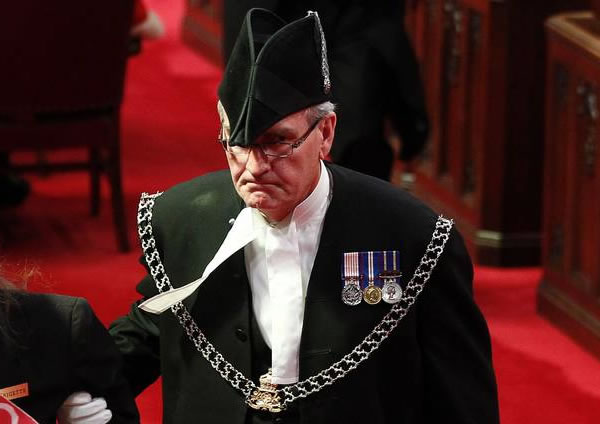kevin vickers with chain