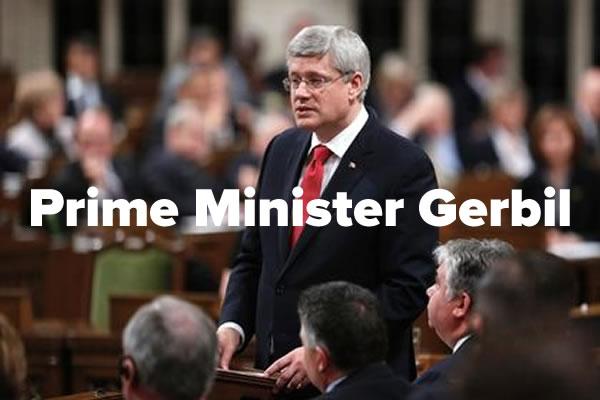 prime minister gerbil