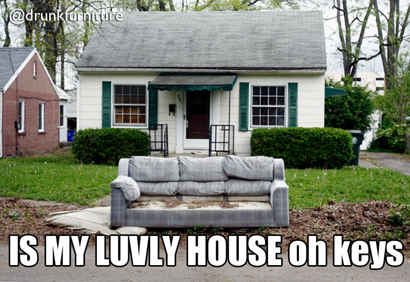 is my house