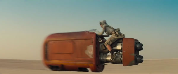 new speeder bike
