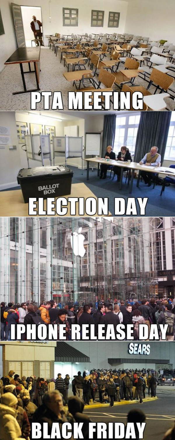 pta - election - iphone - black friday