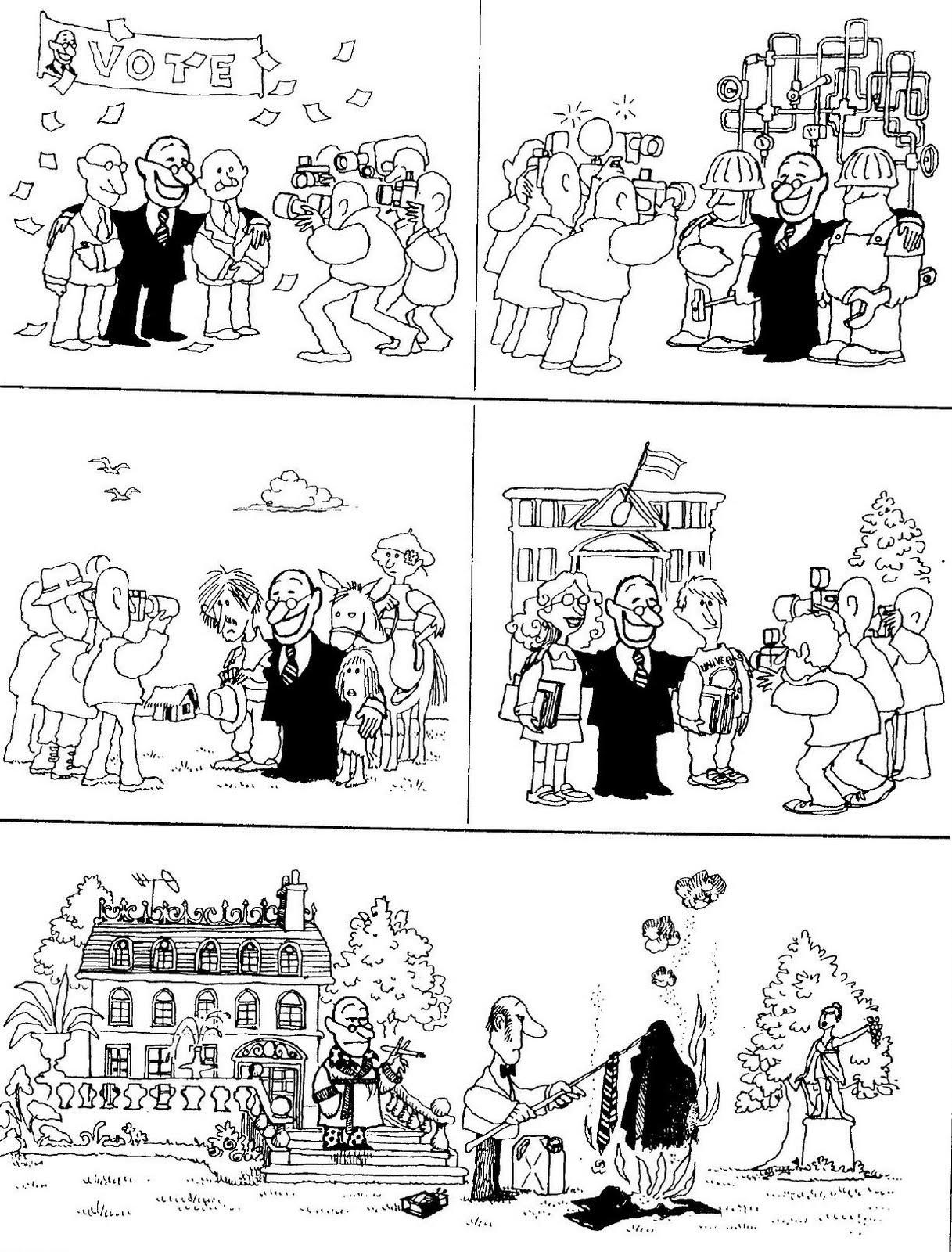 quino on politicians