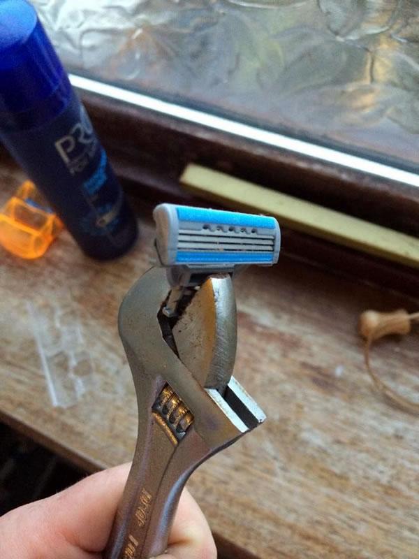 wrench shaving hack