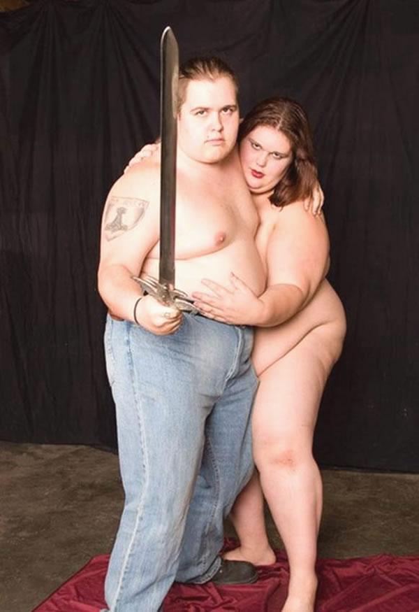 nude family christmas