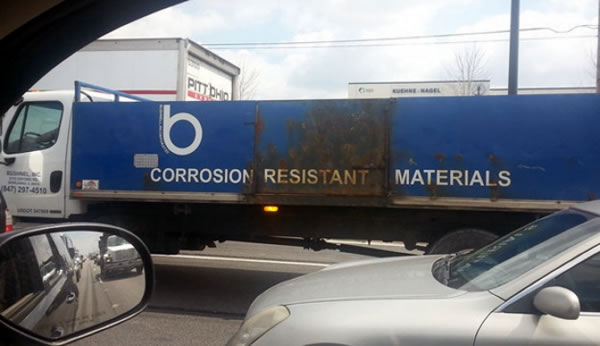 corrosion-resistant materials