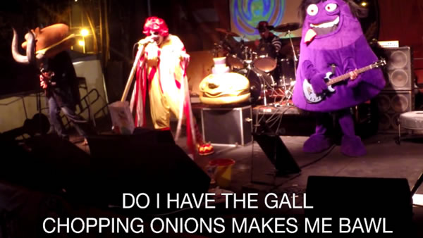 mac sabbath - frying pan