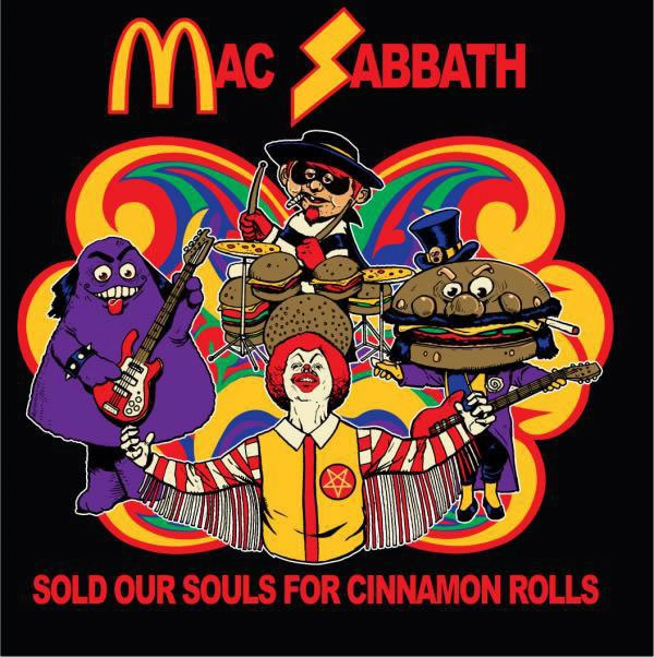 mac sabbath - sold our souls for cinnamon rolls
