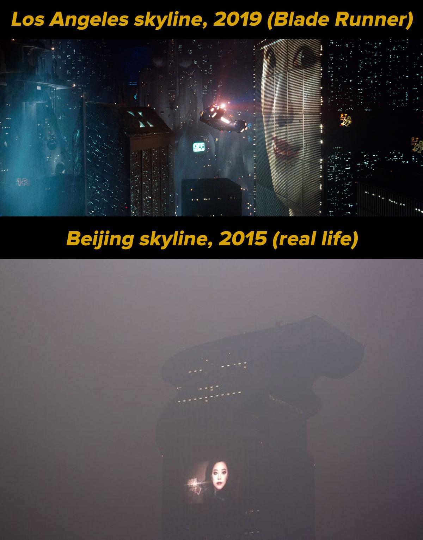 beijing is blade runner