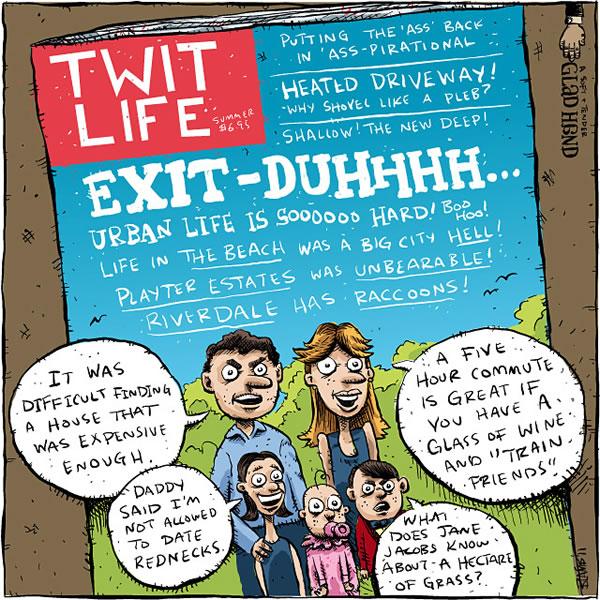 twit life