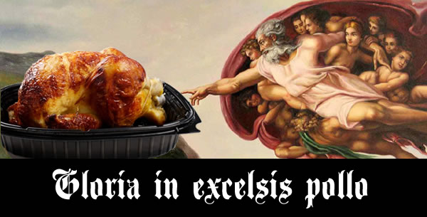 gloria in excelsis pollo