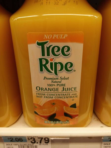 quantum orange juice